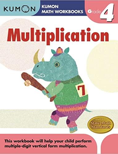 Grade 4 Multiplication By Kumon