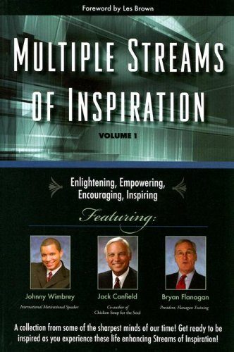 Multiple Streams of Inspiration Volume 1 By Other Johnny Wimbrey