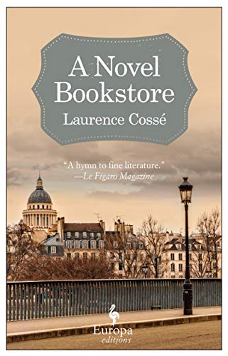 A Novel Bookstore by Laurence Cosse