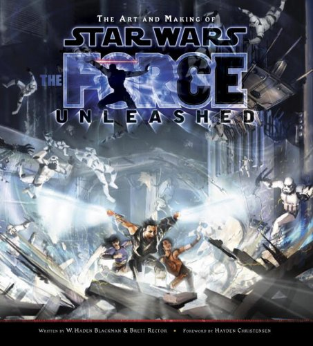 The Force Unleashed By Lucasfilm Ltd