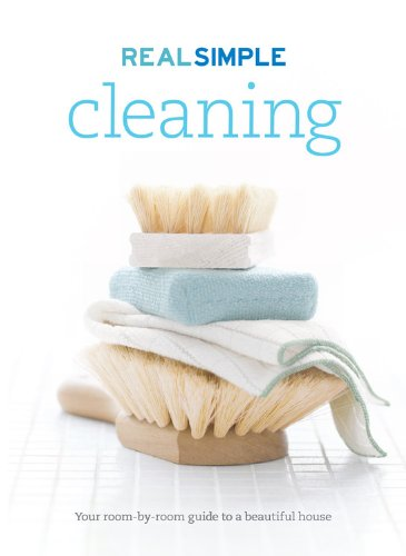 "Real Simple Cleaning By Edited by ""Real Simple Magazine"""
