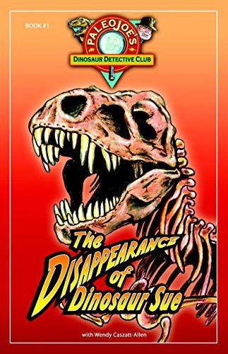 The Disappearance Of Dinosaur Sue By PALEOJOE