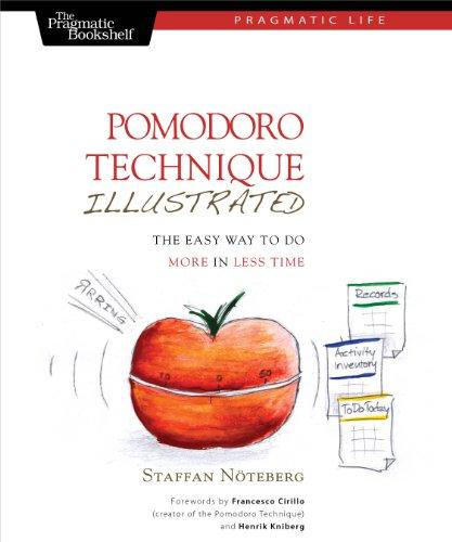 Pomodoro Technique Illustrated By Staffan Noteberg