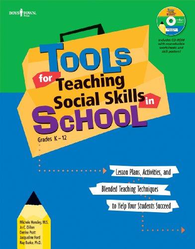 Tools for Teaching Social Skills in School