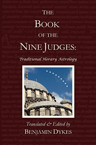 The Book of the Nine Judges By Benjamin N Dykes