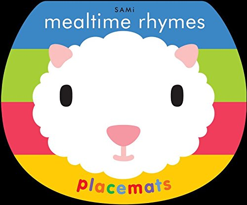Mealtime Rhymes Placemats By SAMi