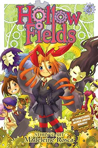 Hollow Fields: v. 3 by Madeleine Rosca