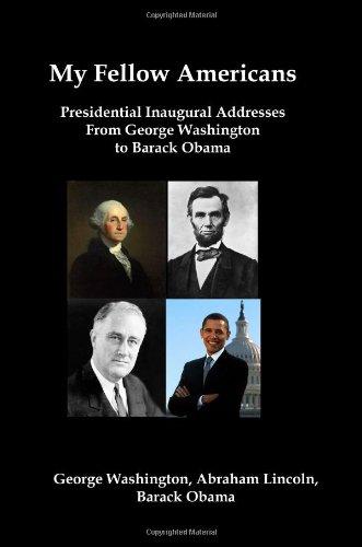 My Fellow Americans By George Washington