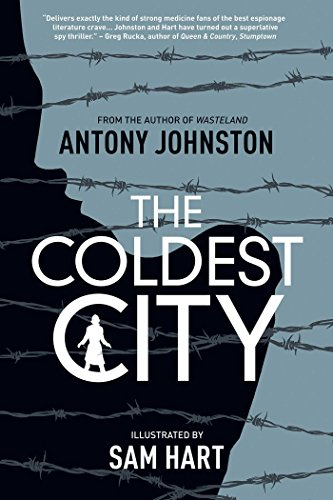 The Coldest City by Antony Johnston 1934964530 The Cheap Fast Free Post