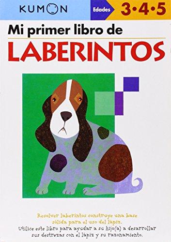 Mi primer libro de Laberintos By Kumon