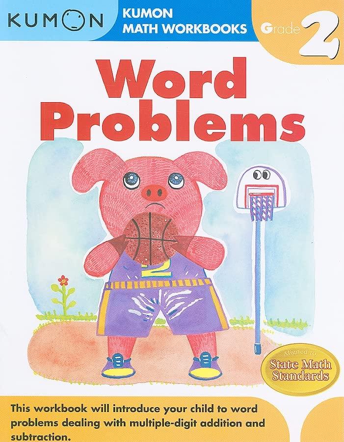 Grade 2 Word Problems von Kumon