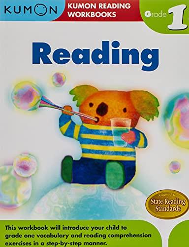 Grade 1 Reading By Kumon