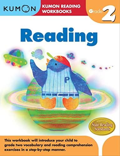 Grade 2 Reading By Kumon