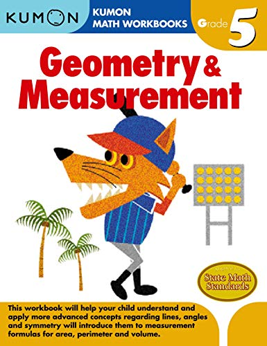 Grade 5 Geometry and Measurement By Kumon