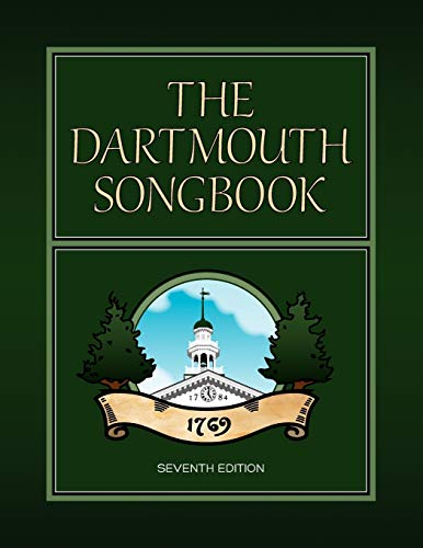 The Dartmouth Songbook By Louis Burkot