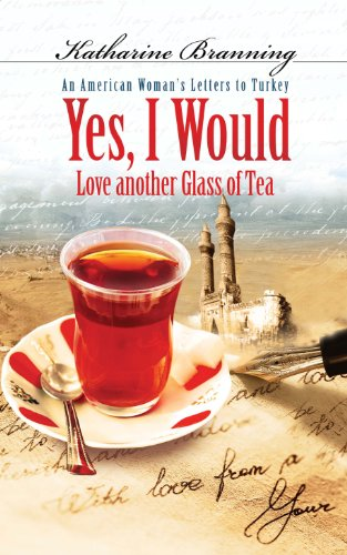 Yes, I Would... Love Another Glass Of Tea By Katharine Branning