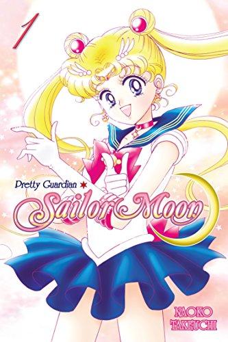 Sailor Moon Vol. 1 By Naoko Takeuchi