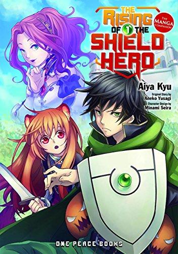 The Rising Of The Shield Hero Volume 01: The Manga Companion By Aiya Kyu