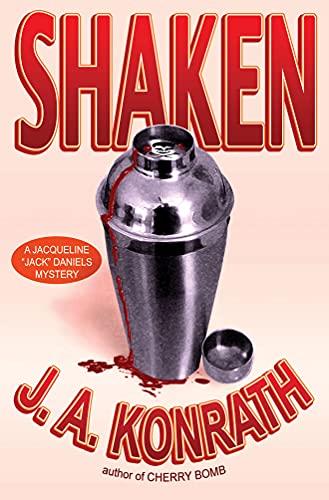 Shaken By J. A. Konrath