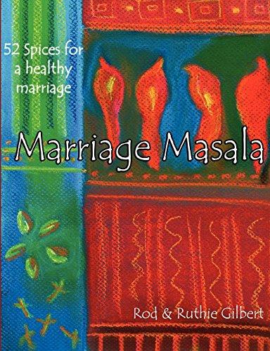 Marriage Masala By Rod Gilbert