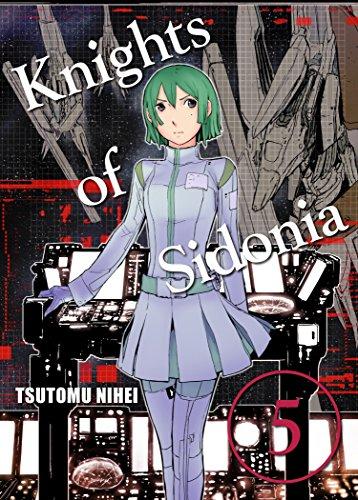 Knights Of Sidonia, Vol. 5 By Tsutomu Nihei