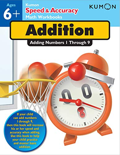 Speed and Accuracy: Addition By Kumon