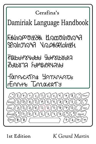 Cerafina's Damiriak Language Handbook, 1st Edition By K Gerard Martin