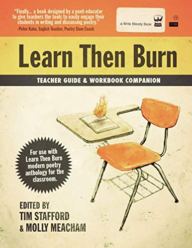 Learn Then Burn Teacher Guide and Workbook Companion By Molly Meacham