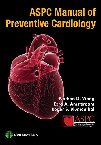 ASPC Manual of Preventive Cardiology By Nathan D. Wong