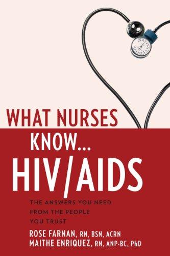 What Nurses Know...HIV/AIDS By Rose Farnan