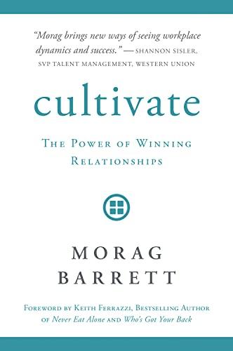 Cultivate By Morag Barrett