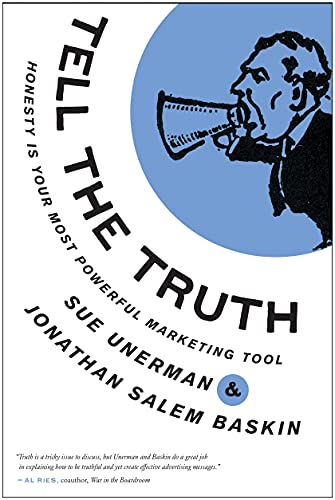 Tell The Truth By Sue Unerman