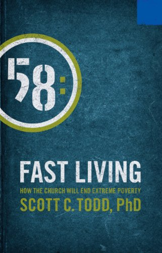 Fast Living By Scott C Todd, PH.D.