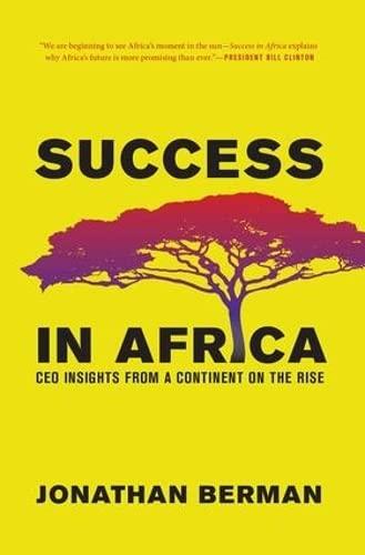 Success in Africa By Jonathan Berman