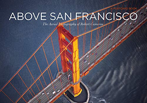 Above San Francisco Postcard Book By Robert Cameron