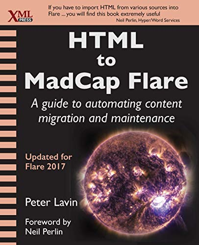 HTML to Madcap Flare By Peter Lavin