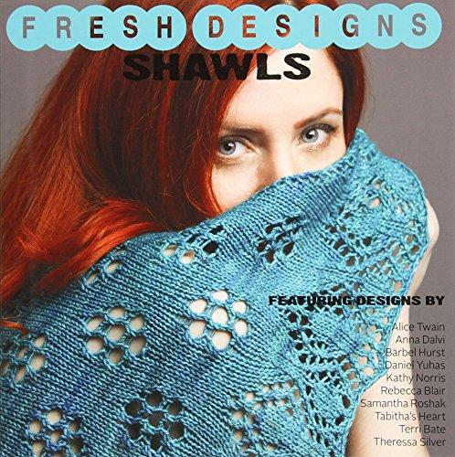 Fresh Designs Shawls By Shannon Okey