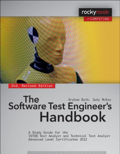 Software Test Engineer's Handbook By Graham Bath