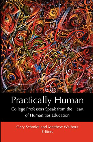 Practically Human By Gary Schmidt