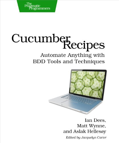 Cucumber Recipes By Ian Dees