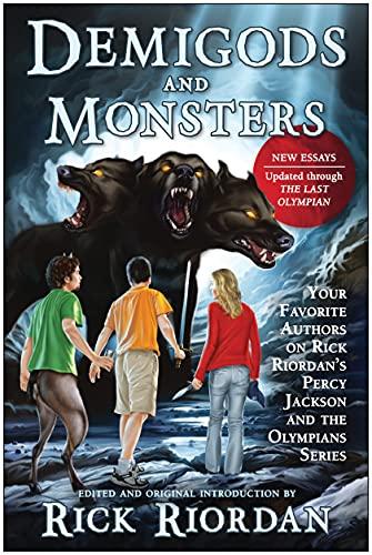 Demigods and Monsters von Rick Riordan