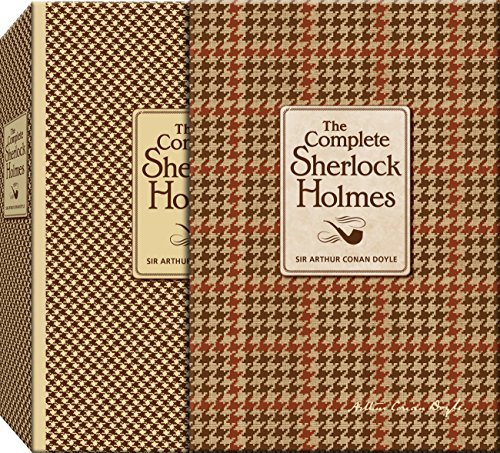 The Complete Sherlock Holmes (Knickerbocker Classic) By Sir Arthur Conan Doyle