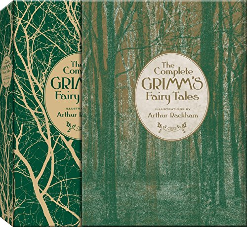 The Complete Grimm's Fairy Tales (Knickerbocker Classics) By Jacob Grimm