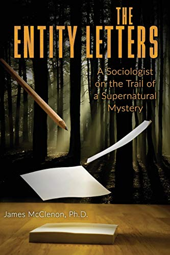 The Entity Letters By James McClenon