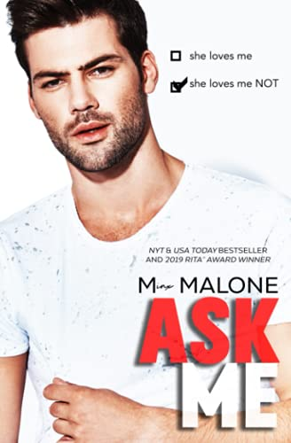 Ask Me By M Malone