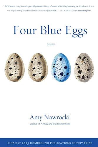 Four Blue Eggs By Amy Nawrocki