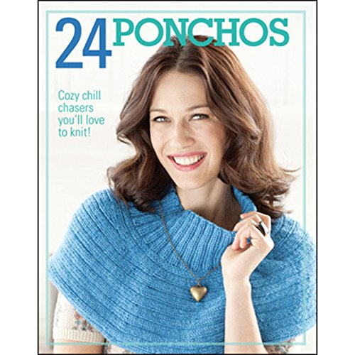 24 Ponchos: Cozy Chill Chasers You'll Love to Knit By Sixth & Spring