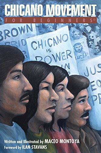 Chicano Movement for Beginners By Maceo Montoya (Maceo Montoya)