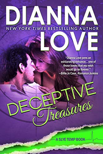 Deceptive Treasures By Dianna Love