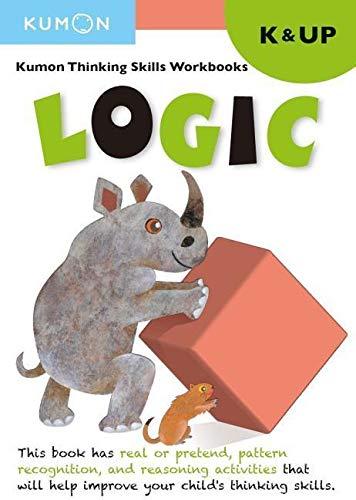 Thinking Skills Logic K & Up By Kumon